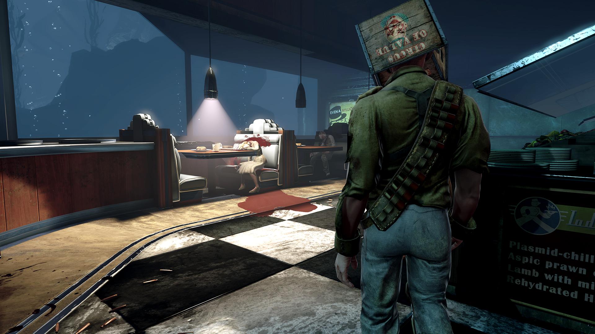 Bioshock infinite burial at sea episode two скачать торрент.
